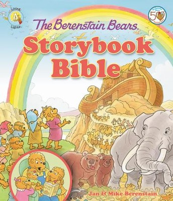 The Berenstain Bears Storybook Bible  -     By: Jan Berenstain, Mike Berenstain