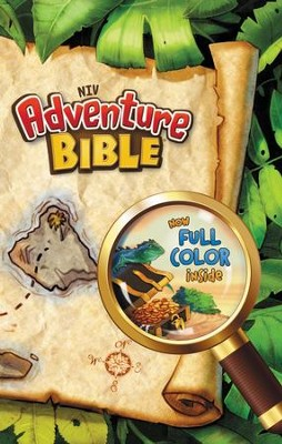 NIV Adventure Bible - By: Lawrence O. Richards