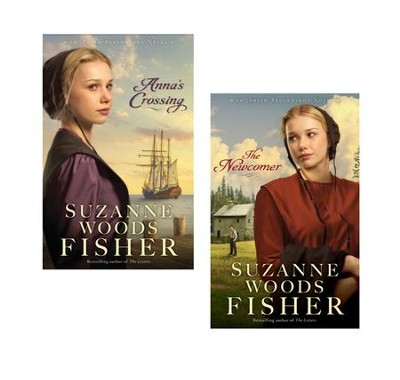 Amish Beginnings Series, Volumes 1 & 2  -     By: Suzanne Woods Fisher