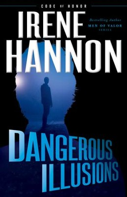 Dangerous Illusions #1  - Slightly Imperfect  -     By: Irene Hannon