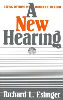 New Hearing   -     By: Richard Eslinger
