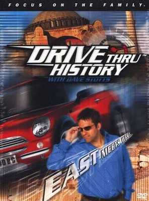 Drive Thru History with Dave Stotts #4: East Meets West,  DVD  -     By: Jim Fitzgerald