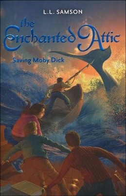 Saving Moby Dick  -     By: L.L. Samson