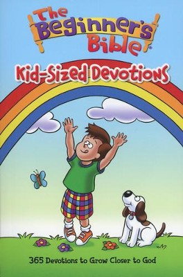 The Beginner's Bible: Kid-Sized Devotions  - Slightly Imperfect  -