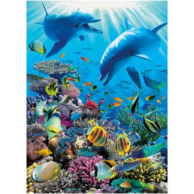 Underwater Adventure, 300 Piece Puzzle   -