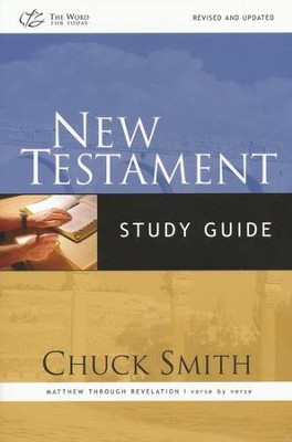 New Testament Study Guide: Matthew Through Revelation verse-by-verse Survey  -     By: Chuck Smith