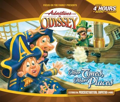 Adventures in Odyssey® 156: Waylaid in the Windy City, Part 2 of 2  [Download] -