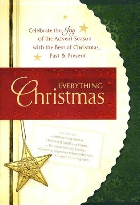 Everything Christmas  -     By: David Bordon