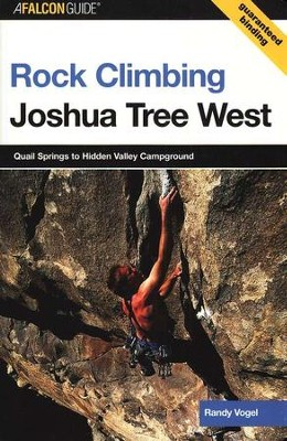 Rock Climbing Joshua Tree West   -