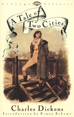 A Tale of Two Cities                             -     By: Charles Dickens, Simon Schama