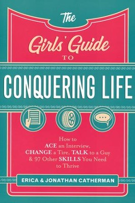 Image result for the girl's guide to conquering life