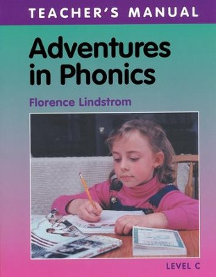 Adventures in Phonics Level C, Teacher's Manual, Grade 2    -     By: Homeschool