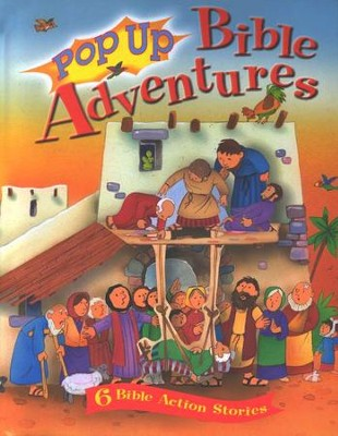 Bible Pop-Up Adventures  -     By: Tim Dowley