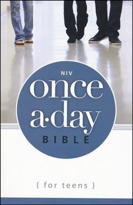 NIV Once-A-Day Bible for Teens    -