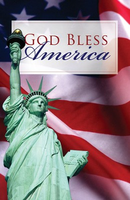 God Bless America (ESV), Pack of 25 Tracts   -     By: Lindsay Terry