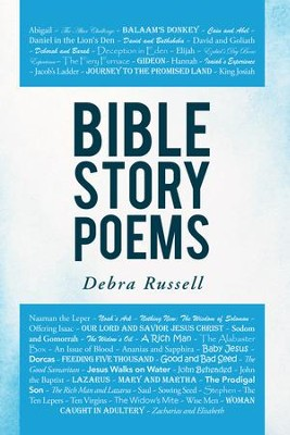 Bible Story Poems - eBook  -     By: Debra Russell