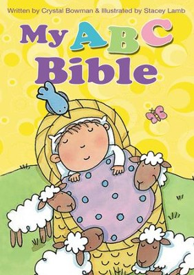 My ABC Bible  -     By: Crystal Bowman
