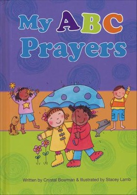 My ABC Prayers  -     By: Crystal Bowman