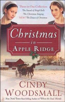 Christmas in Apple Ridge, 3 Volumes in 1   -     By: Cindy Woodsmall
