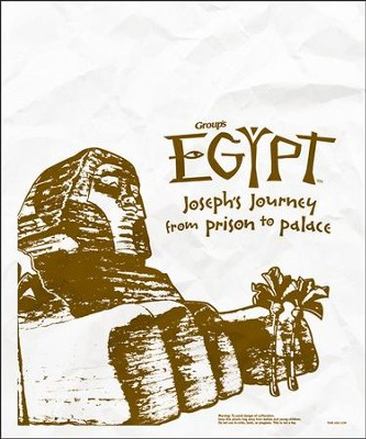 Egypt VBS 2016: Participant Bags, pack of 10   -