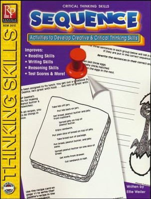 Critical Thinking: Sequence   -
