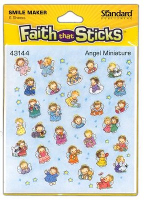 Stickers: Angel Miniature  -