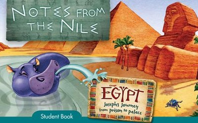 Egypt VBS 2016: Notes From the Nile Student Book   -
