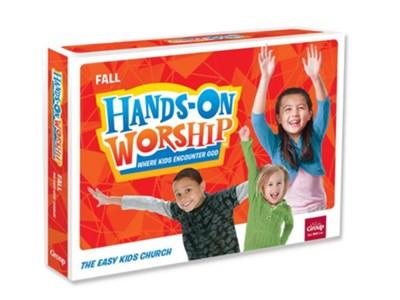 Hands-On Worship Kit, Fall   -