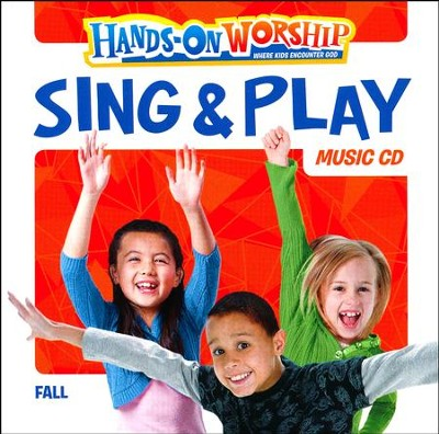 Hands-On Worship Sing & Play CD, Fall  -