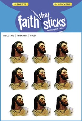 Stickers: The Christ  -