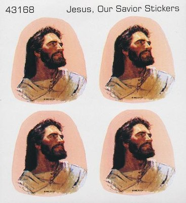 Stickers: Jesus Our Savior  -