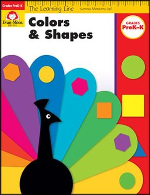 The Learning Line: Colors and Shapes   -