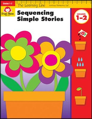 The Learning Line: Sequencing Simple Stories   -