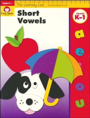 The Learning Line: Short Vowels   -