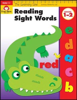 The Learning Line: Reading Sight Words   -