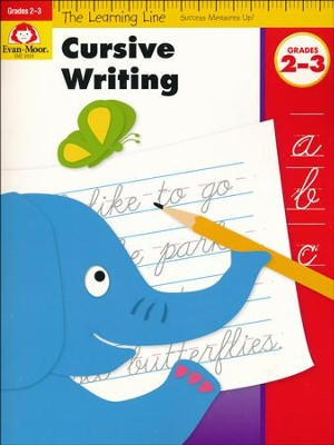 The Learning Line: Cursive Writing   -