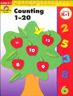 The Learning Line: Counting 1-20   -