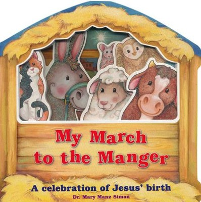 My March to the Manger  -     By: Mary Manz Simon