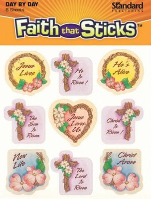 Stickers: Easter Dogwood Motifs  -