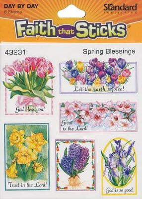 Stickers: Spring Blessings  -