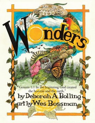 Wonders - eBook  -     By: Deborah Bolling