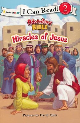 Miracles Of Jesus  -