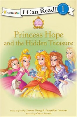 Princess Hope and the Hidden Treasure  -     By: Jacqueline Johnson, Jeanna Young     Illustrated By: Omar Aranda