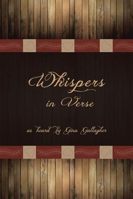 Whispers in Verse - eBook  -     By: Gina Gallagher