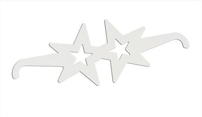 Twas the Light Before Christmas: Star Tracker Specs, Package of 10  -