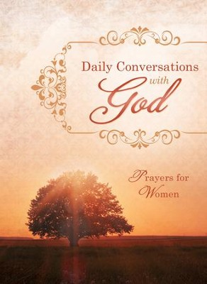 Daily Conversations with God: Prayers for Women - eBook  -