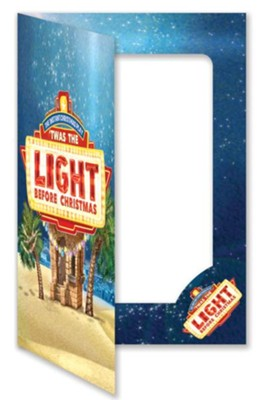 Twas the Light Before Christmas: Follow-up Frames, Package of 10  -
