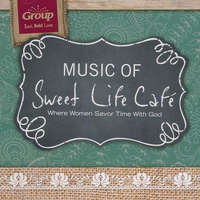 Music of Sweet Life Café CD   -