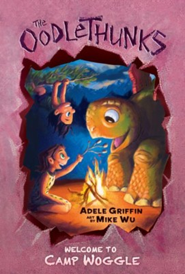 Camp Woggle #3  -     By: Adele Griffin     Illustrated By: Mike Wu