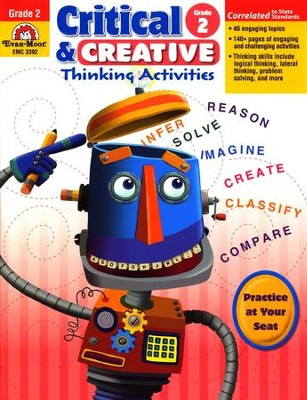 Critical & Creative Thinking Activities Grade 2   -